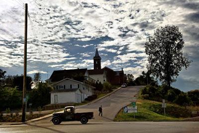 Photograph of Hermann, Missouri by Folker Winkelmann @2009