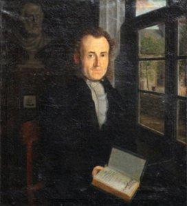 Friedrich Muench Springtime 1833