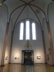 Kulturkirche Bremen -  innen 02 - retuschiert - Seitenfluegel links