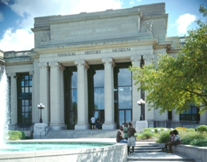 Missouri History Museum St. Louis, Missouri