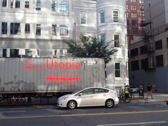 Utopia Exhibit opens at GAHM in Washington DC