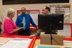 Utopia exhibit – Washington DC – opening – September 6, 2014 – photo Peter Roloff-0614