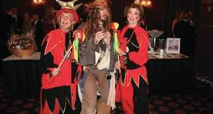 Winter Ball Karneval by St. Louis - Stuttgart Sister Cities is annual German event.