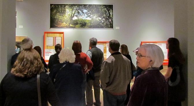 Utopia exhibit - Descendants Day -  Missouri History Museum - December 13, 2014 - photo Stengl-0053