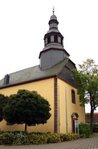 Kirche Nieder-Gemünden