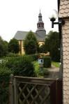 Kirche und Pfarrhaus Nieder-Gemünden