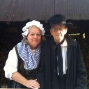 Ralph and me in 2014 at Deutsch Country Days