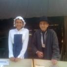My daughter Autumn with Ralph at Deutsch Country Days