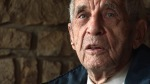 Historiker Ralpg Gregory, 100-jährig, in Marthasvile, Missourio, 2009 Historian Ralph Gregory, 100 years old, in Marthasville, Missouri, 2009