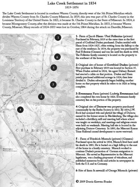 Where Missouri's German settlement began | Missouri ...