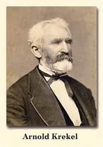 Arnold Krekel, German Abolitionist